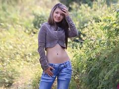Donna Modelo Sexy jeans