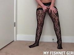 Bondage domination sadisme masochisme, Femme dominatrice, Lingerie, Collant
