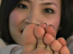 cherry asian feet - jassica