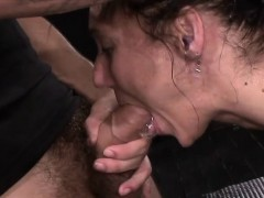 Fiona Rivers Master Takes her Mouth Pussy and Asshole