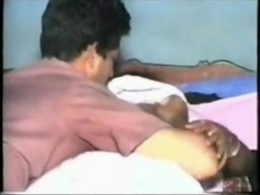 Indian 80s pornography aunty fucked by lover with camcorder