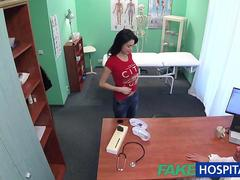 FakeHospital Sexy Russian Patient needs big hard cock to be prescribed