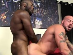 Big dick boy hardcore anal sex and cumshot