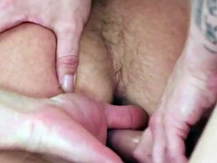 biempire couple playing with hot guy