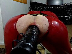 Big Toy in my Sissy Ass
