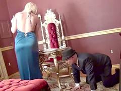 boss man gets a spanking