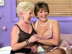 Mature pornstars' interview