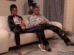 Sexy Nessa Devil and moreover buddy having an intercourse