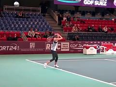Maria Sharapova Best of practice session