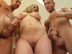 Tami gets a load of sperm inside her on All Internal