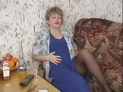 Russian Mom - Valentina 10