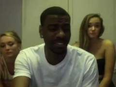 Teen Interracial Sex On Webcam