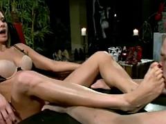 BDSM FFM Submissive Male by Cezar73