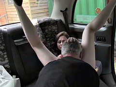 Girl Gets Banged By Taxi Driver