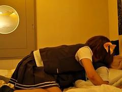 Japan cosplay cross dresse65