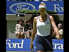 Mary Pierce Jerk Off Challenge