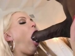 Kenzie Taylor tries Anal with Mandingo's Black Cock