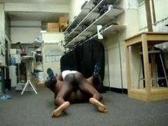 cleaners employees making love at work black homemade big beautiful women