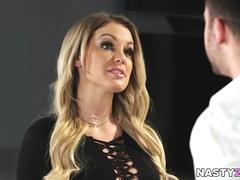 Kenzie Taylor and the detective