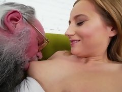 Blondine, Masturbation