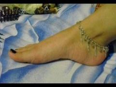 Pakistani desi feets .