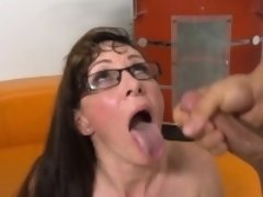 Busty stepmother pounded in highheels