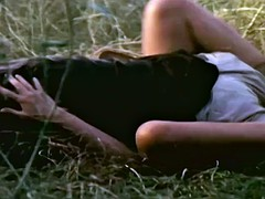 Celebrity Ass in the Grass