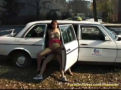 its not a fake taxi
