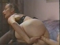 Anal fisting sex