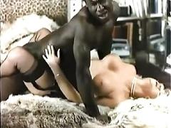 Blonde, Interracial, Rétro
