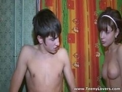 Naive teeny gets down and dirty like a lady