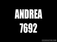 CZECH CASTING -ANDREA (7692)