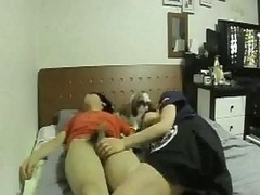 College girl Secretly Filmed