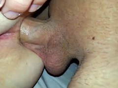 Anal fucking with Russian blonde