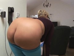 Cul, Blonde, Mature, Solo, Webcam