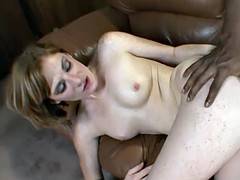 interracial anal drilling