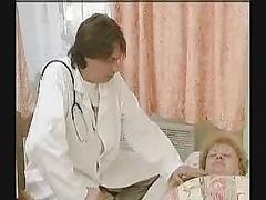 Big beautiful women Granny Fucked in the doctor