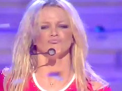 Britney Spears Hot Baby One More Time
