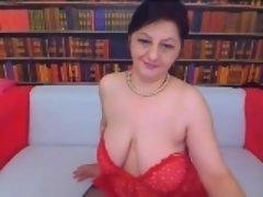 Fat tit mom on webcam 2 Nicholle from 1fuckdatecom