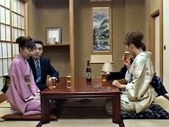 Asiático, Corridas, Grupo, Sexo duro, Japonés