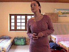 Chambre à dormir, Mignonne, Gode, Groupe, Lesbienne, Orgie, Fête, Réalité