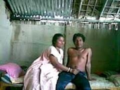 Newbie Indian Couple Spy Cam