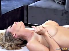 Nicole Aniston rides Keiran Lees cock