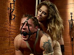 Femdom goddess Felony dominating