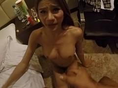Amateur, Nana, Gros seins, Hard, Prostituée, Transsexuelle, Thaïlandaise, Nénés