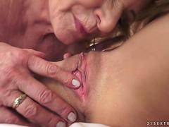 old young lesbian love sexy