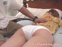 Harry spanking his unique female friend
