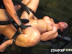 Strapon Force Fuck for Emma