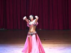 Alla Kushnir sexy Belly Dance part 143