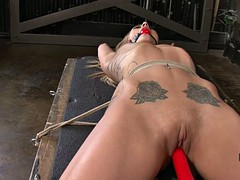 Fun With Remote Control Dildo